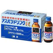 アスパラドリンクα 100ml×10本 [滋養強壮剤(栄養ドリンク)]