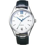 BJ6-011-10 [CLUB LA MER(クラブラメール) レザーバンド 機械式腕時計 ブラック]