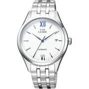 BJ6-011-11 [CLUB LA MER(クラブラメール) ステンレスバンド 機械式腕時計 ホワイト]