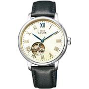 BJ7-018-10 [CLUB LA MER(クラブラメール) レザーバンド 機械式腕時計 ブラック]