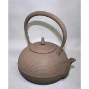 南部鉄瓶 梔子 1.2L 茶