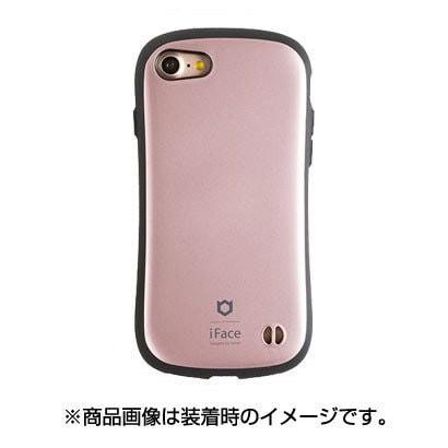 iFace First Class Metallic [iPhone 8/7用ケース ローズゴールド]