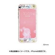 iPhone 6/6s/7用 プレミアムガラス [9H ラウンドエッジ強化ガラス 液晶保護シート 0.33mm ディズニー ミニーマウス]
