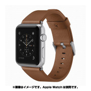 F8W731btC01 [Classic Leather Band for Apple Watch 38mm タン]