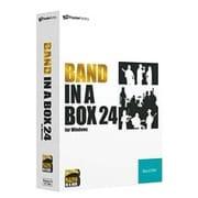 Band-in-a-Box 24 for Windows BasicPAK [自動作曲・伴奏生成 Windowsソフト]