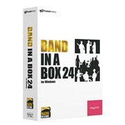 Band-in-a-Box 24 for Windows MegaPAK [自動作曲・伴奏生成 Windowsソフト]