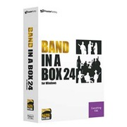 Band-in-a-Box 24 for Windows EverythingPAK [自動作曲・伴奏生成 Windowsソフト]