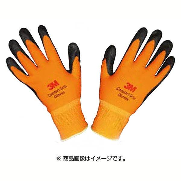GLOVEORAXL [一般作業用コンフォートグリップグローブ オレンジ XLサイズ]