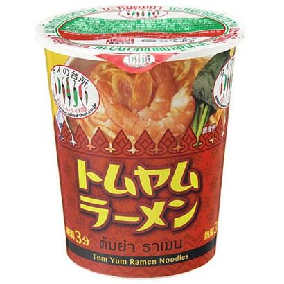 タイの台所 カップトムヤムラーメン 70g [即席カップ麺]