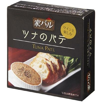家バル ツナのパテ 80g [缶詰]