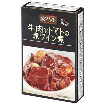 家バル 牛肉とトマトの赤ワイン煮 85g [缶詰]