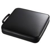FCD-WLBD160BK [ブルーレイディスク対応セミハードケース 160枚収納 ブラック]