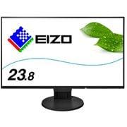 EV2451-RBK [23.8インチ フルHD(1920×1080) カラー液晶モニター 4辺フレームレス・フルフラット HDMI/DisplayPort/DVI-D/D-Sub 15ピン(ミニ)搭載 FlexScan ブラック]