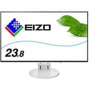 EV2451-RWT [23.8インチ フルHD(1920×1080) カラー液晶モニター 4辺フレームレス・フルフラット HDMI/DisplayPort/DVI-D/D-Sub 15ピン(ミニ)搭載 FlexScan ホワイト]