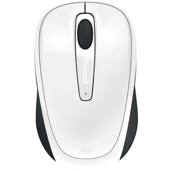 GMF-00424 [Wireless Mobile Mouse 3500 White Glossy]