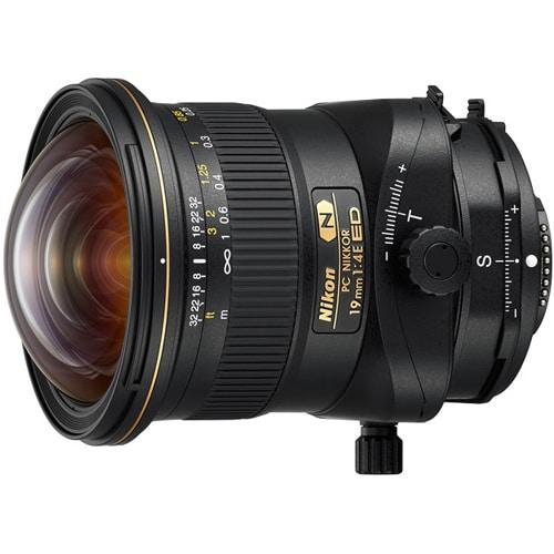 PC NIKKOR 19mm f/4E ED [PC ニッコール 19mm/F4.0E ED ニコンFマウント FXフォーマット]