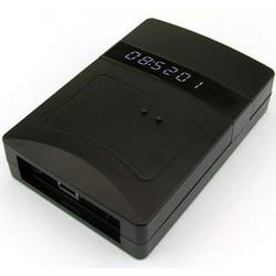 P18-NTPLRBK [電波時計信号送信機能付き時計 黒]