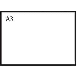 WH-A3 [A3サイズ ELシート ホワイト]