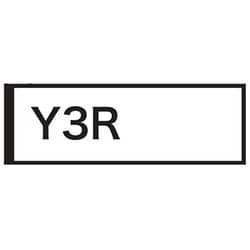 HBG-Y3R [Y3Rサイズ ELシート 高輝度ブルーグリーン]