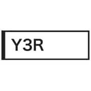 WH-Y3R [Y3Rサイズ ELシート ホワイト]