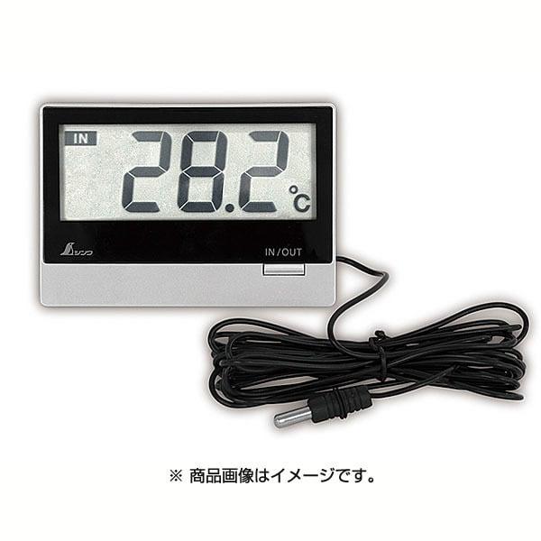73117 [デジタル温度計 Smart B 室内・室外 防水外部センサー付]