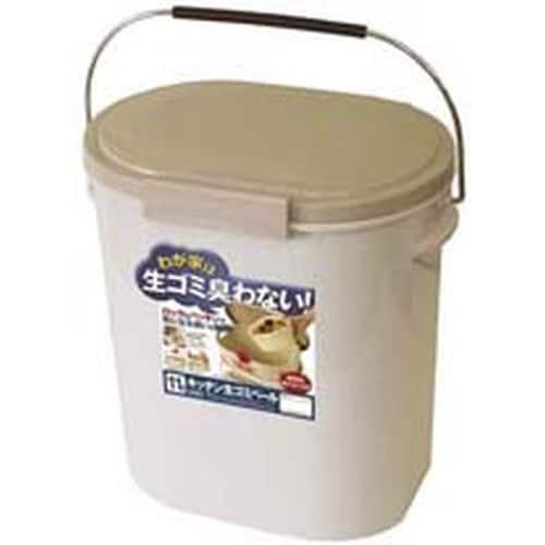 KEB0101 [キッチン生ゴミ エバン・ペール 11L(中バケツ付)]