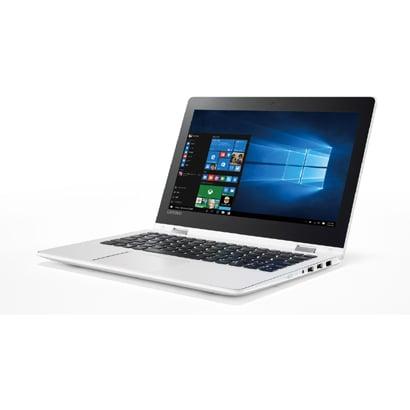 80U20011JP [Lenovo YOGA 310 11.6型/Celeron N3350/メモリ 4GB/SSD 128GB/ドライブレス/Windows 10 Home 64ビット/Microsoft Office Home & Business Premium プラス Office 365 サービス/チョークホワイト]