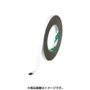 970810AAD [ハイタック両面接着テープ 9708 10mmX10m 黒 1巻入り]