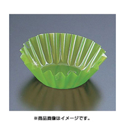XHC1203 [フードケース 彩 緑(500枚入) M33-596 7F]