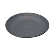 RMI7202 [メラミンウェア 黒 丸皿Φ21 M11-125]