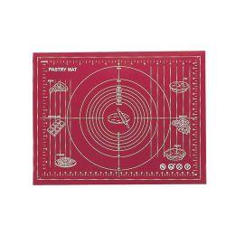 WSL8501 [シリコン 製菓マット(目盛付)]