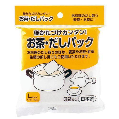 BOT5301 [お茶・だしパック L (32枚入)]
