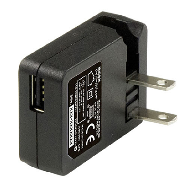 CY-MFCUSAC-BK [ニンテンドークラシックミニ用 USB ACアダプター]