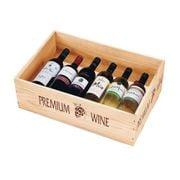 PWIL901 [陳列用木箱 W535 ワインN 白 132-55]