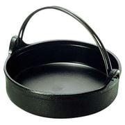 QSK72001 [盛栄堂 すきやき鍋 ツル付 CA-1 24cm]