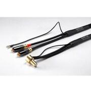 LC-J7-PHONO-DIN L (2.5m) [フォノケーブル RCA-DIN Lタイプ 2.5m]