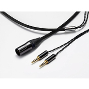 Clear force 3.5Φ Slim body 4pin XLR (1.5m) [ヘッドフォンリケーブル 4pin XLRタイプ 1.5m]