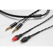 Clear force HD650 for bi amp (1.2m) [HD650用リケーブル JADE next Ultimate bi power用タイプ 1.2m]