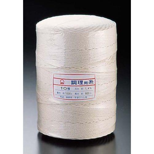 CTY0601 [SA綿 調理用糸 8号(玉型バインダー巻1Kg)]