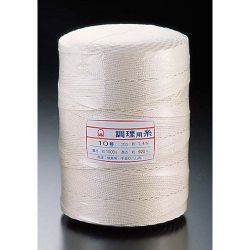 CTY0602 [SA綿 調理用糸 10号(玉型バインダー巻1Kg)]