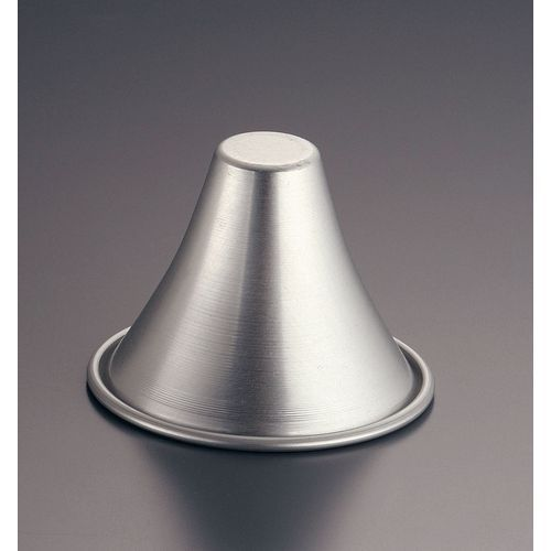 WPL5502 [アルミ 富士山型プリンカップ 小]