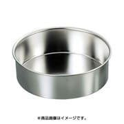 WDK01015 [SA18-8総絞りチーズケーキ用デコ共底 浅型 15cm]