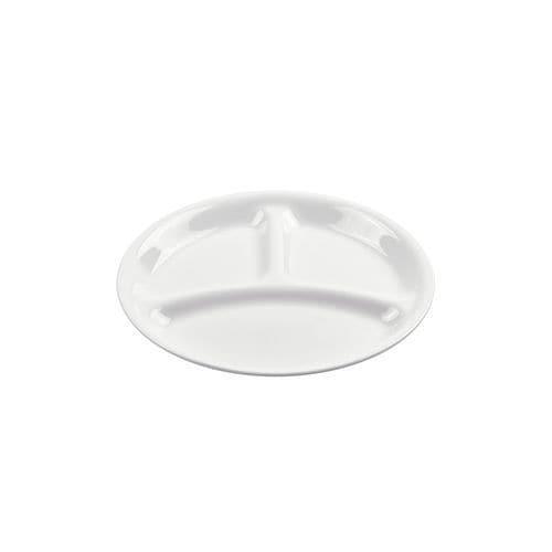 RKL6102 [ウインターフロスト ホワイト ランチ皿 小 J385-N]