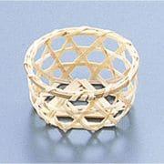 XOI0501 [竹製 珍味籠(10個入) 3082 ミニ丸6]