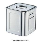 AKK06019 [18-8深型角キッチンポット (手付)19.5cm]