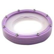 FKT14095 [カップディスペンサー用アダプター 09044 95口径用 (紫)]