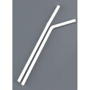 EST5101 [フレックスストロー 裸(500本入) 白 192402]