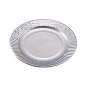 GPL1602 [紙皿シルバープレート(100枚入) 5号]
