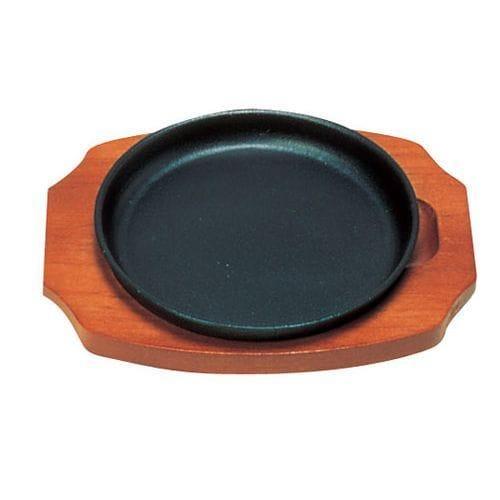 PSV16022 [(S)ステーキ皿 丸型 B 22cm]