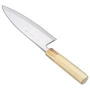 ASE04035 [シェフ和庖丁 銀三鋼 出刃 15cm]